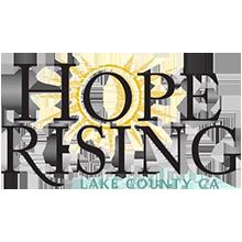 Hope Rising - Lake County CA